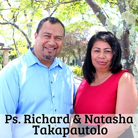 Richard and Tasha website